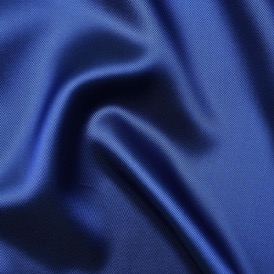 BLUE/BLACK SHOT VISCOSE 53% ACETATE 47%