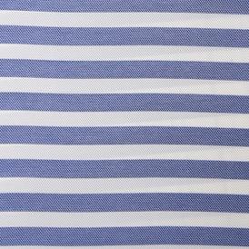 BLUE/IVORY SLEEVE LINING VISCOSE 100%